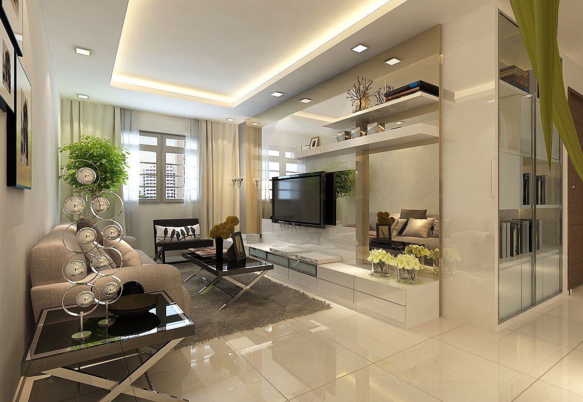 Residential Home Interior Design Contractor In Singapore Eight