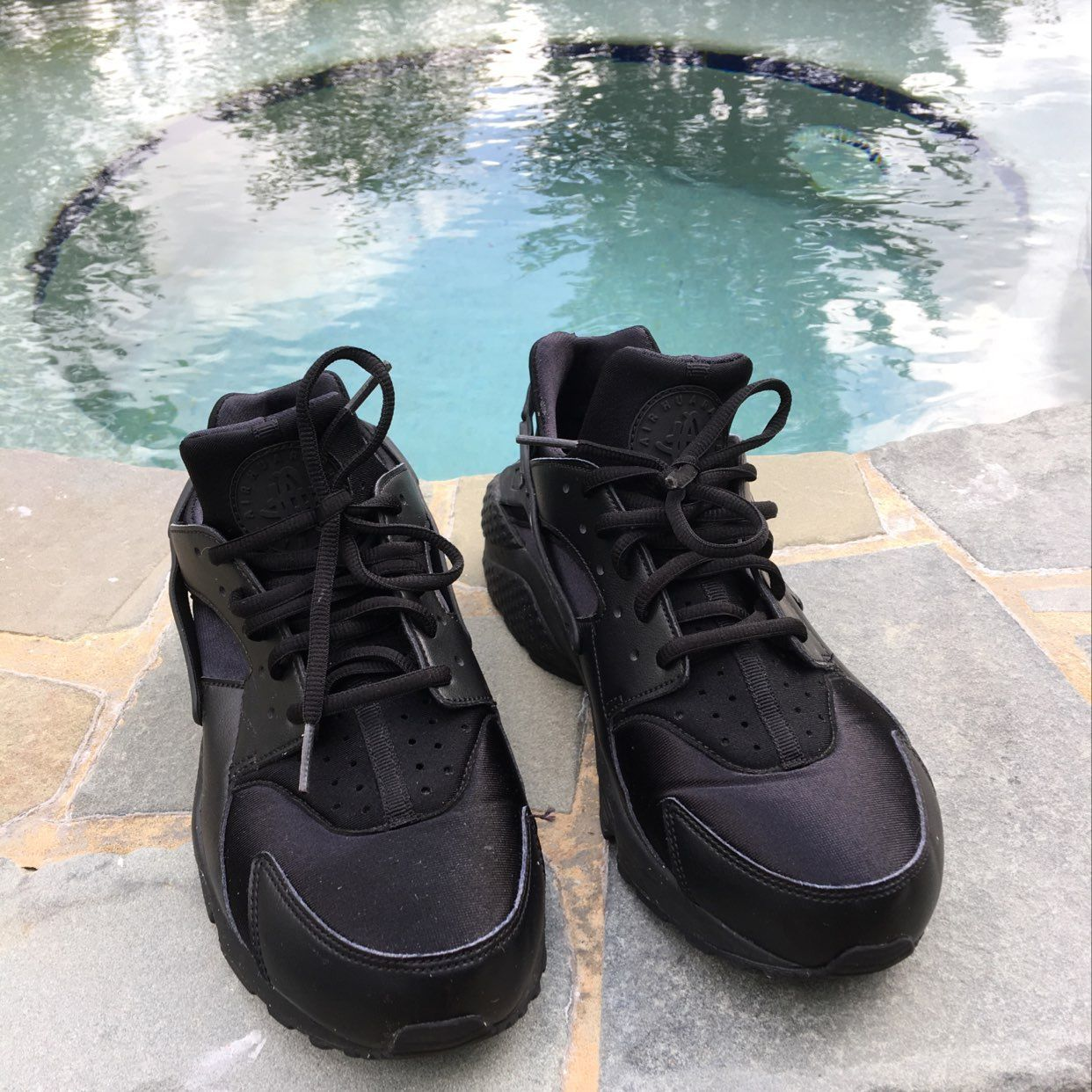 0c5f88d2ef974 ... 50% off nike huarache brand new no box paid 110 from footlocker for  them 888dd