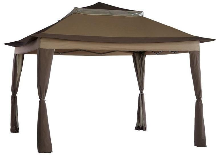 Brilliant Gazebo Canopy At Costco That Look Beautiful Gazebo 10x10 Gazebo Gazebo Canopy