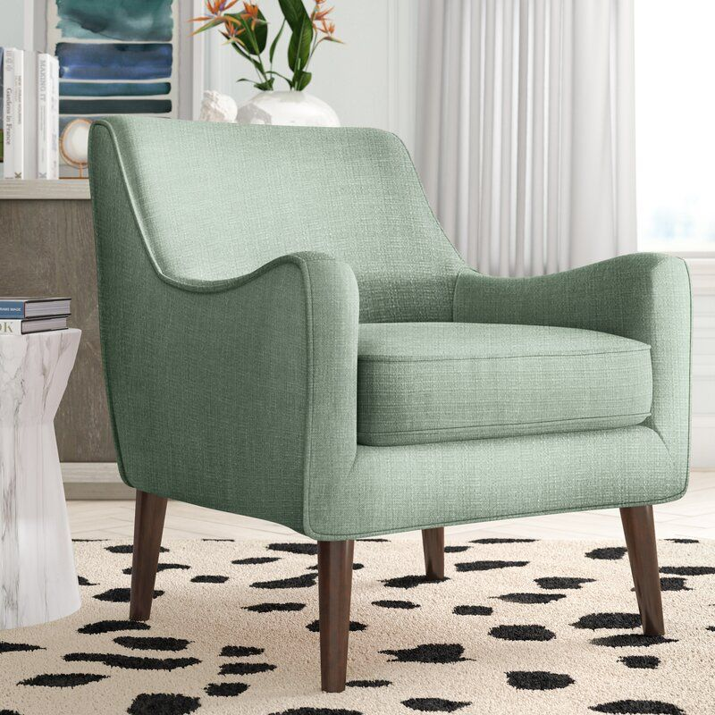 Pin By Nora On סלון In 2021 Green Chair Living Room Armchair Living Room Transformation