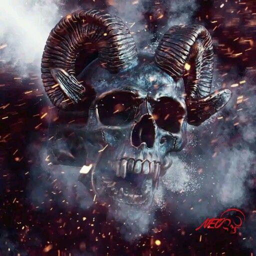 Dak Horn Skull Visitor #neo💀 . . . #gothart#scaryart#skull#skullart#skullfire#smokeart#scary #bodyhorror#darkart#lowbrowart#horrorgram#darksurrealism #illustrationartists#gothic#weirdoart#artwork#drawing#horrorart #spookyart#illustration#monster#comicbookart #artistsoninstagram#lowbrow#creepy#creepyart#outsiderart