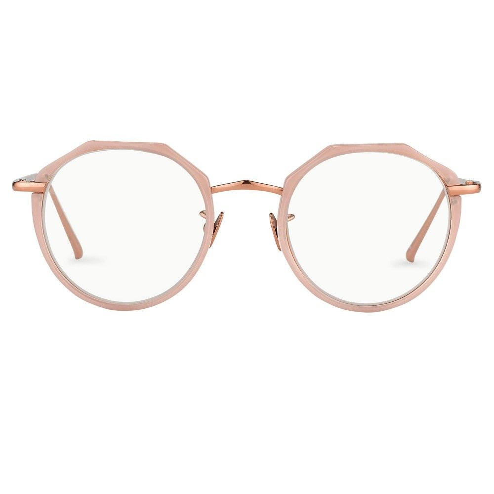 Linda Farrow 367 Rose - Optical Glasses | Optical eyewear ...