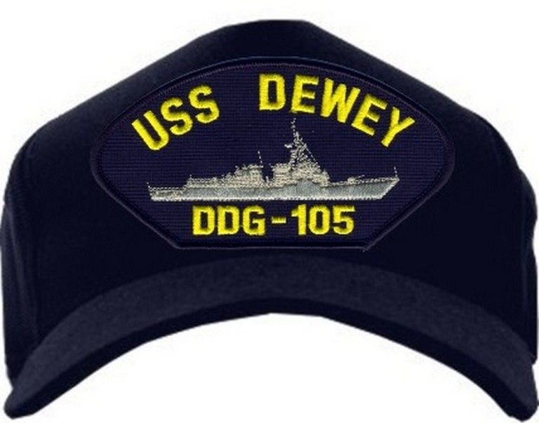 Navy Veteran Shadow Cap