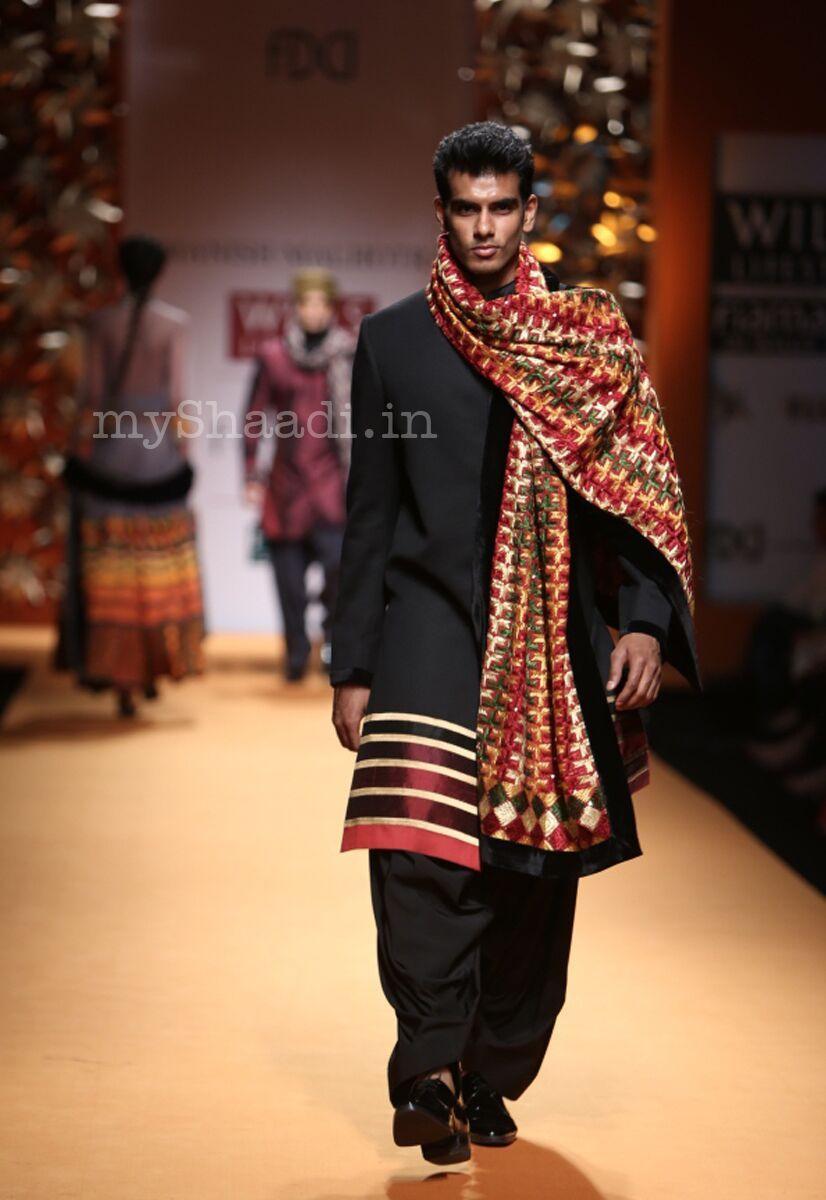 Myshaadi ue indian bridal wear by manish malhotra menswear