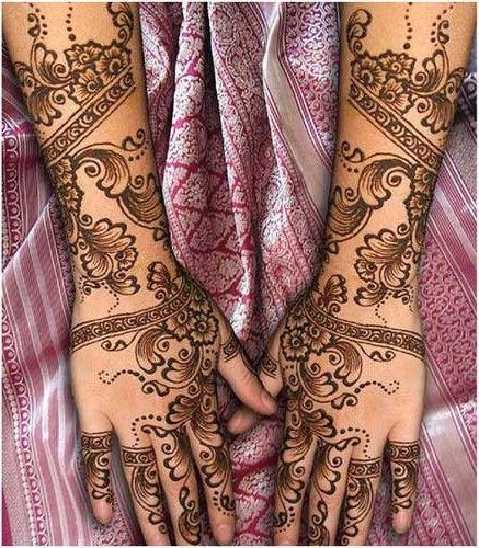 Full Hand Mehndi Designs Arabic Simple And Easy Valoblogi Com