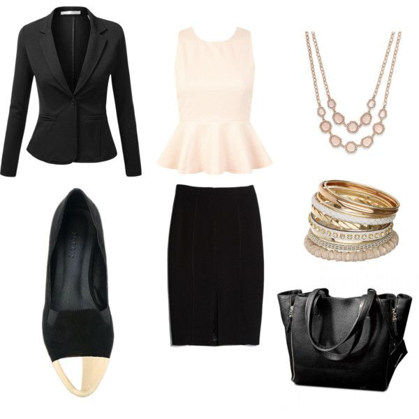 The Interview by cberron on Polyvore featuring Miss Selfridge, J.TOMSON, MANGO and Charter Club