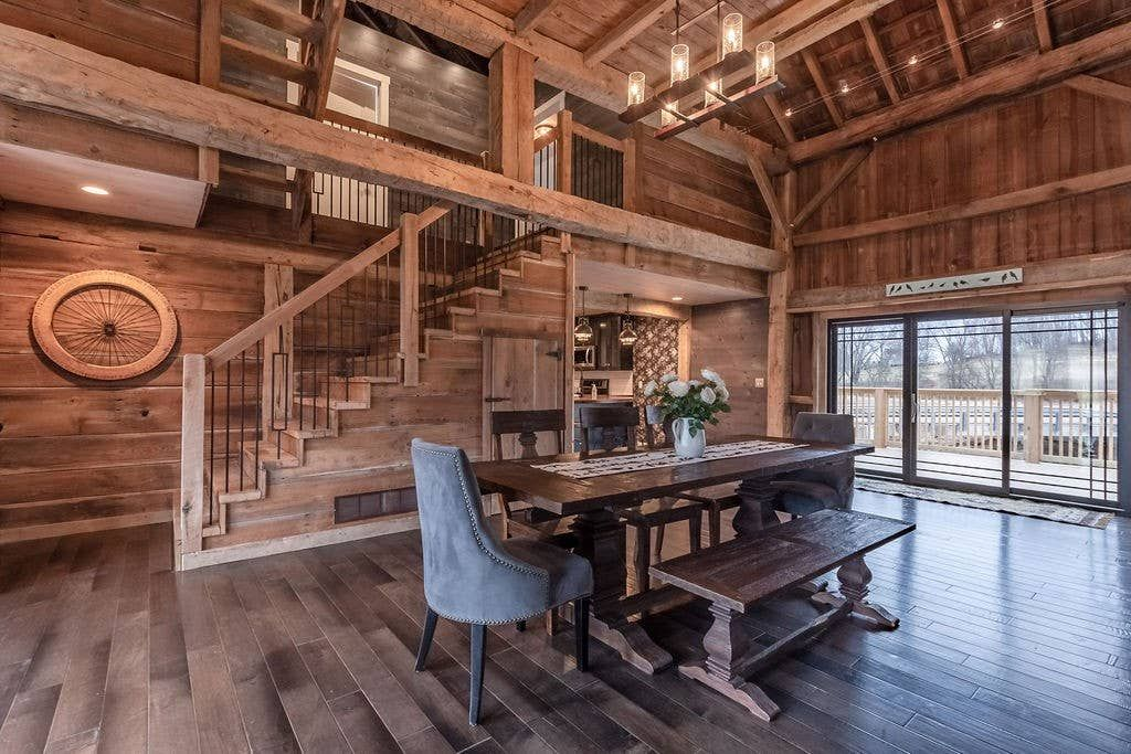 Entire Home Apt In Mount Vernon United States The Barn By