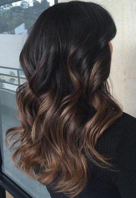 Keratin U Tip Ombre Human Hair Extensions 1b 6 Sunny Human Hair