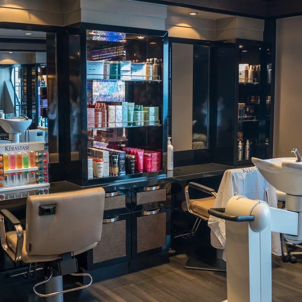 Salon Interior Designers Beauty Salon Salons Hair Dresser,Transitional Interior Design Style Definition