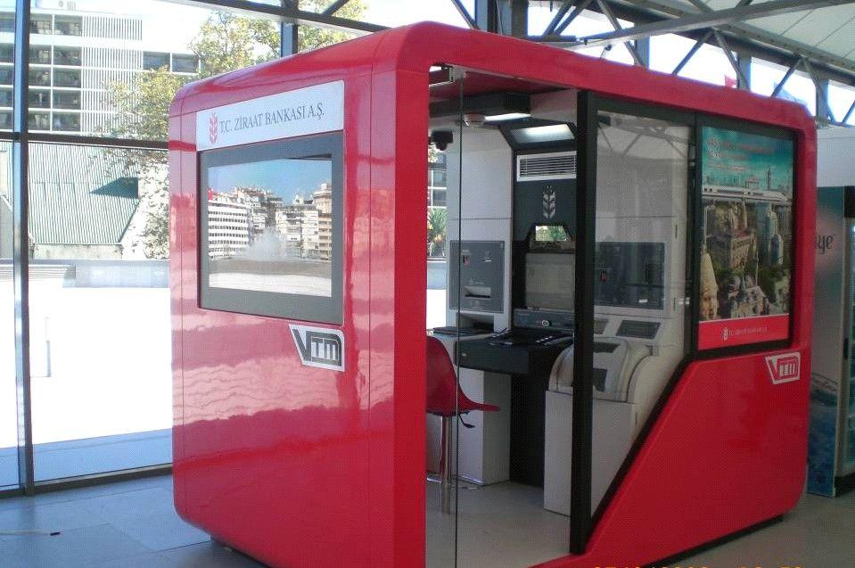 Ziraat Bank Vtm Urban Furniture Design Landscape Design