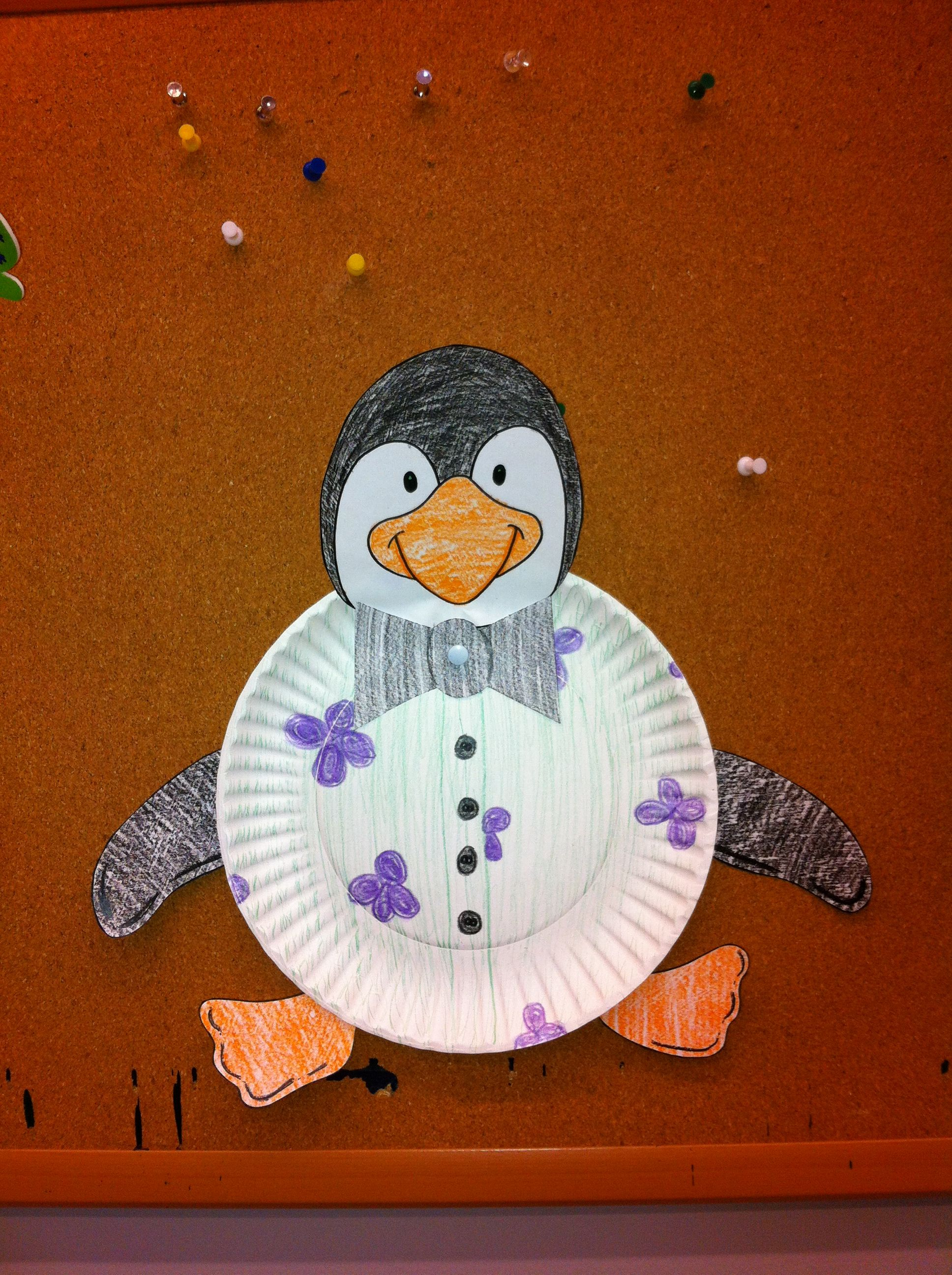 Tacky The Penguin Craft For Polar Friends Storytime Fun
