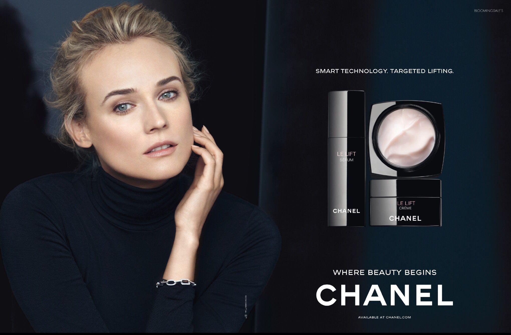 Chanel SkinCare Advertising | Publicidad
