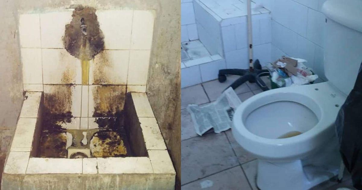 Denuncian Falta De Higiene En Banos Del Hospital Maternidad Obrera