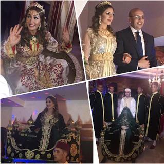 الأخبار المغربية والعالمية بالصور الفنانة المغربية جنات تتزوج من أحد مستشاري Blog Posts
