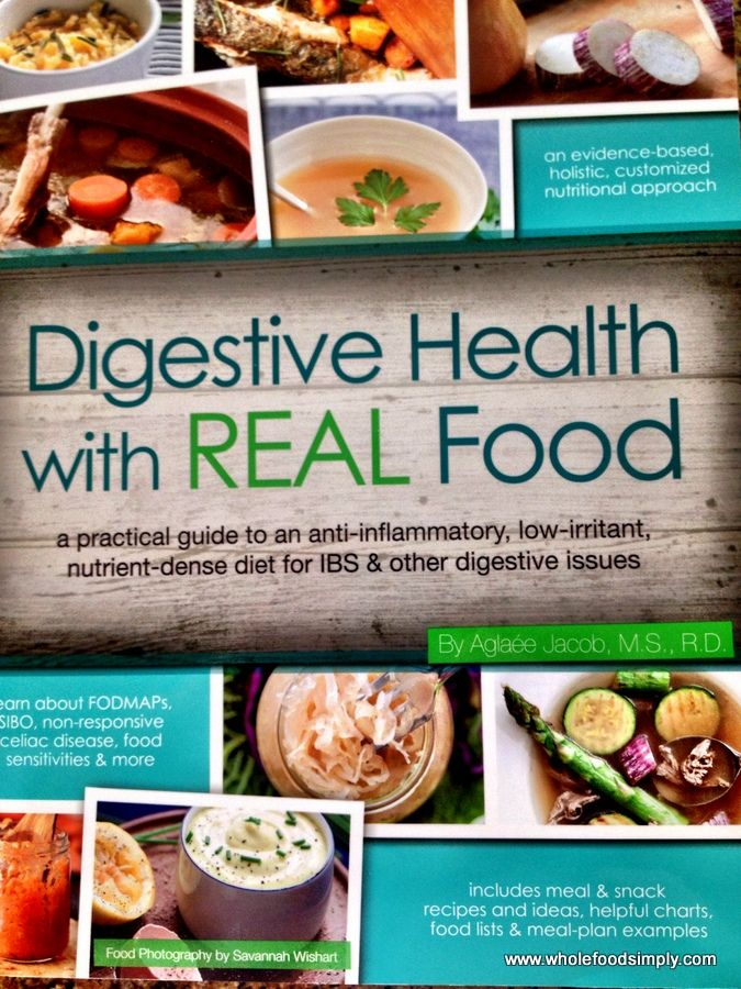 Digestive health with real food wholefood simply recipe book digestive health with real food wholefood simply recipe book paleo forumfinder Images