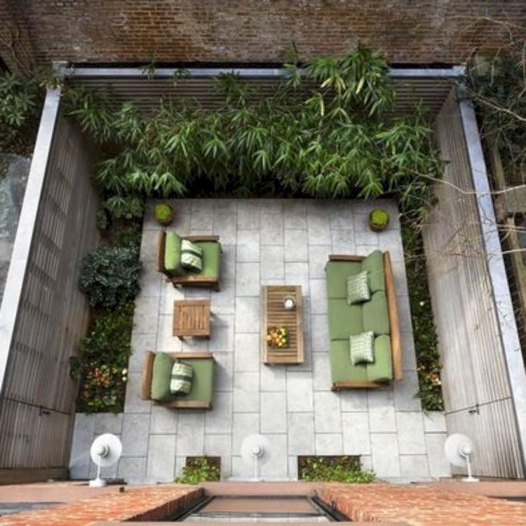 64+ Classy Small Backyard Patio Design Ideas