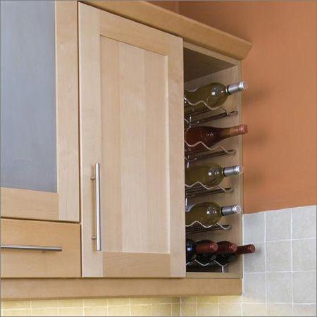 Kitchen Wine Cabinet - cosbelle.com
