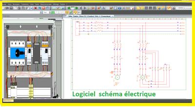 Cours D Electromecanique Electrotechnique Electromecanique Electrotechnique Logiciel Schema Electrique