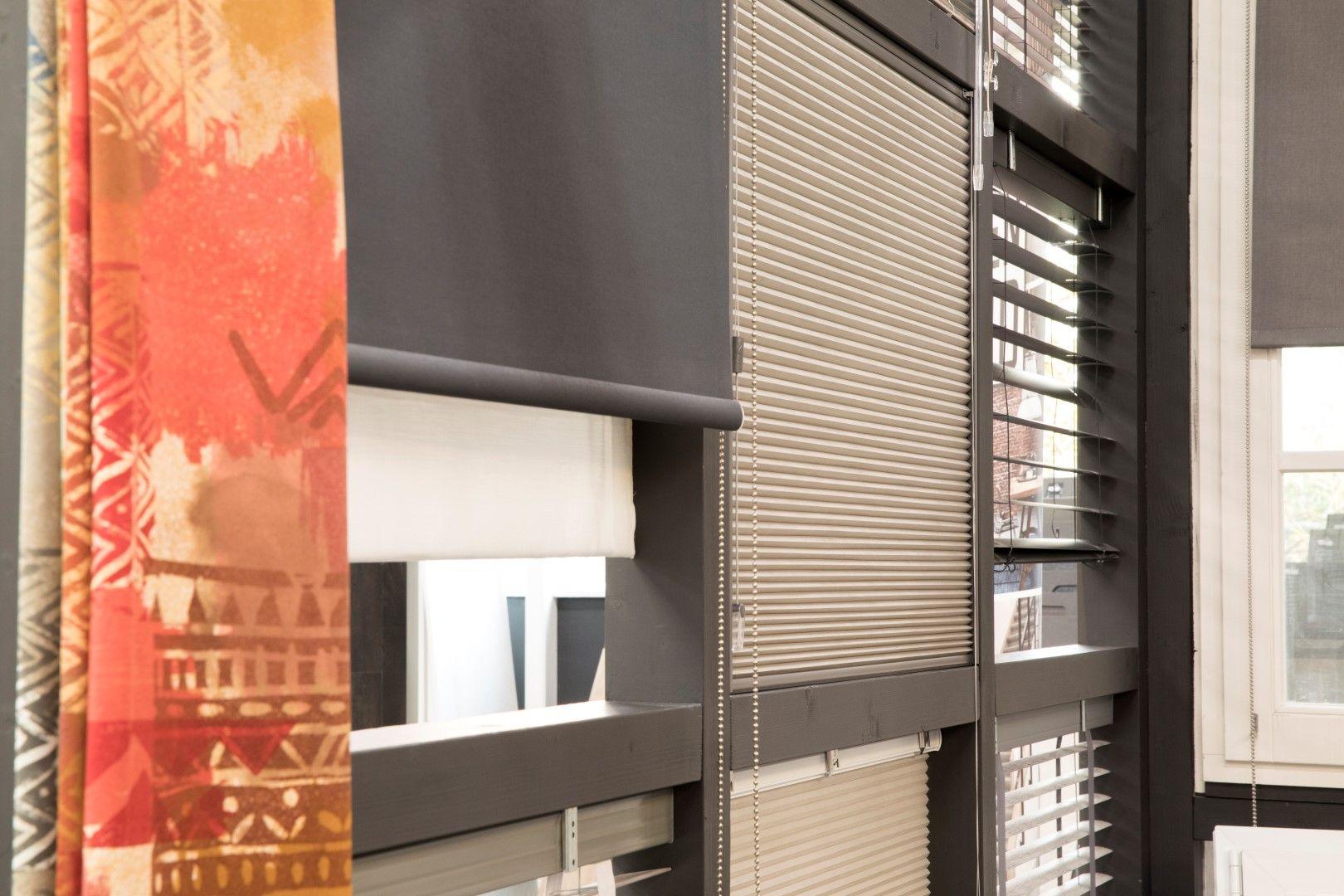 Een belangrijk onderdeel in ons interieur is de raamdecoratie het