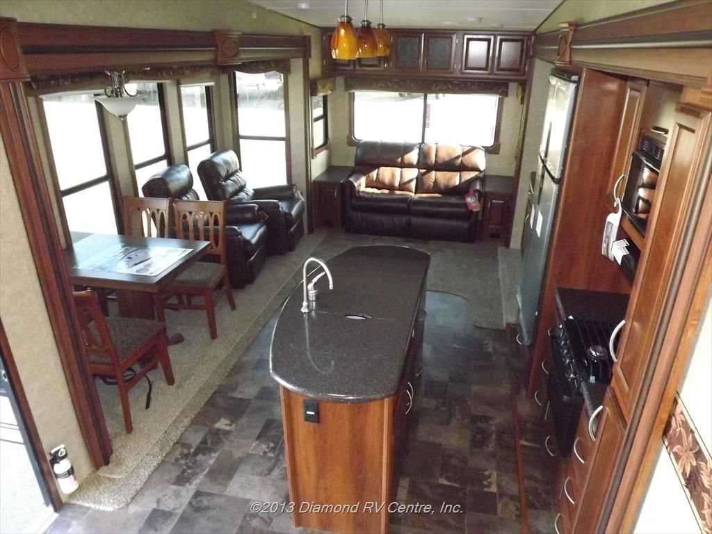 New 2014 Prime Time Crusader Csf334ckt Fifth Wheel For Sale From
