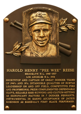 Photo of Pee Wee Reese