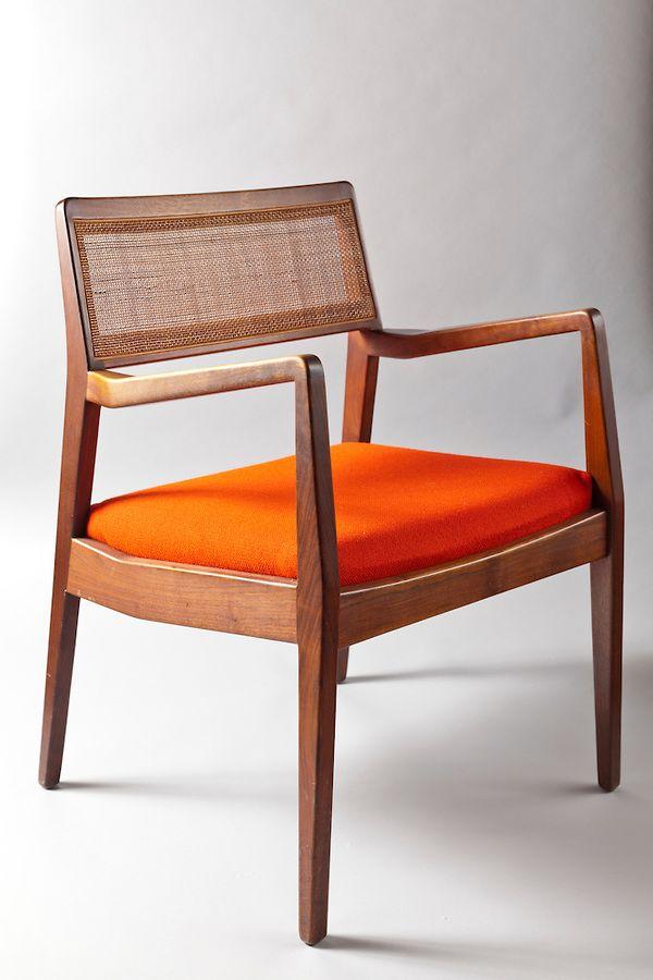 Jens Risom U0027Playboyu0027 Chair 60s