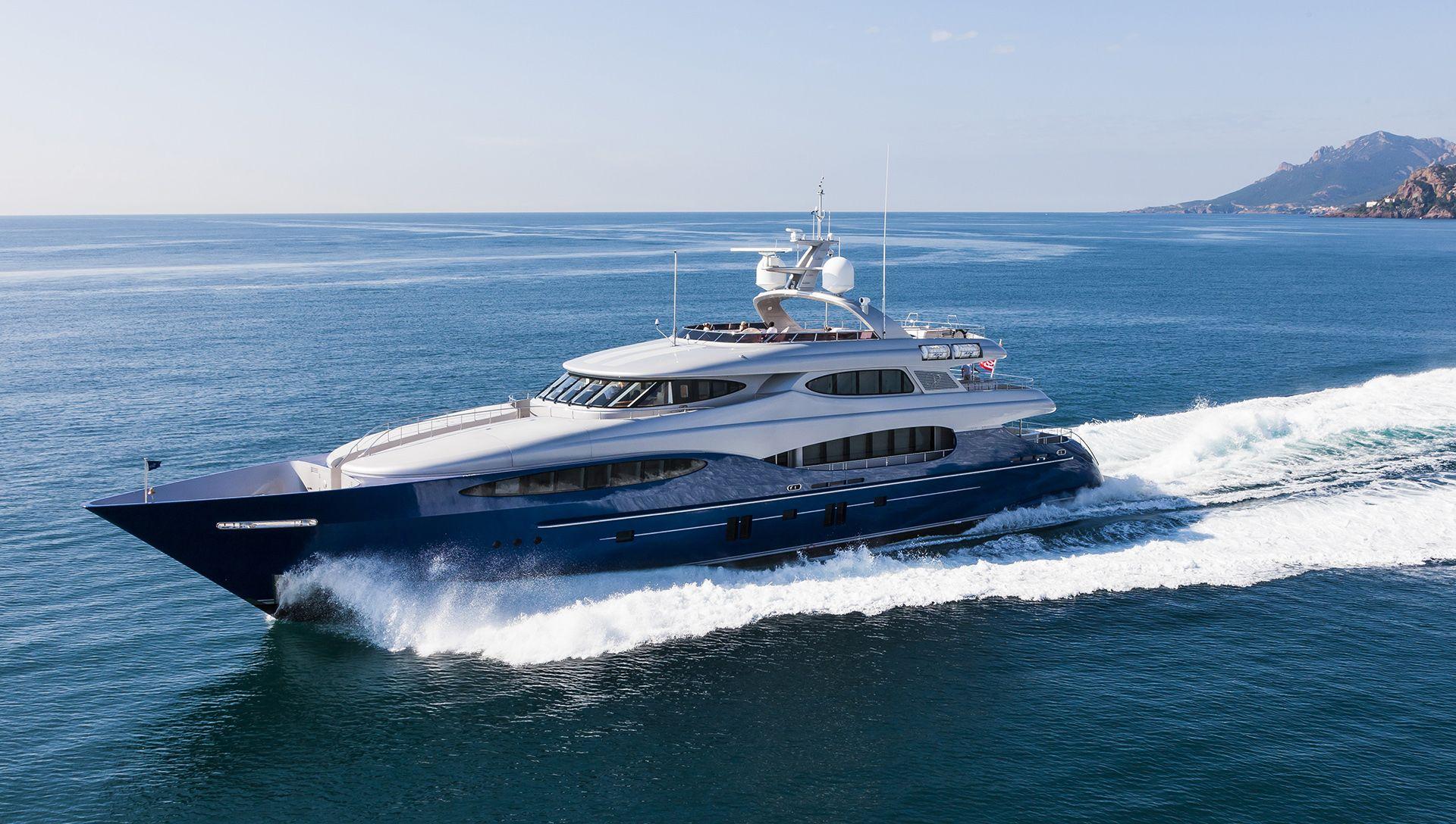 46 Meter Luxury Yacht Picture HD Wallpaper