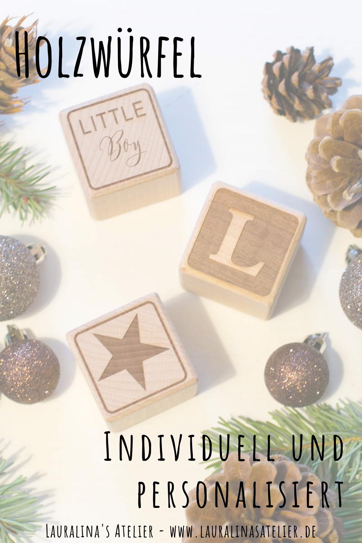 Unsere Holzwürfel Sind Ein Individuelles Geschenk Für