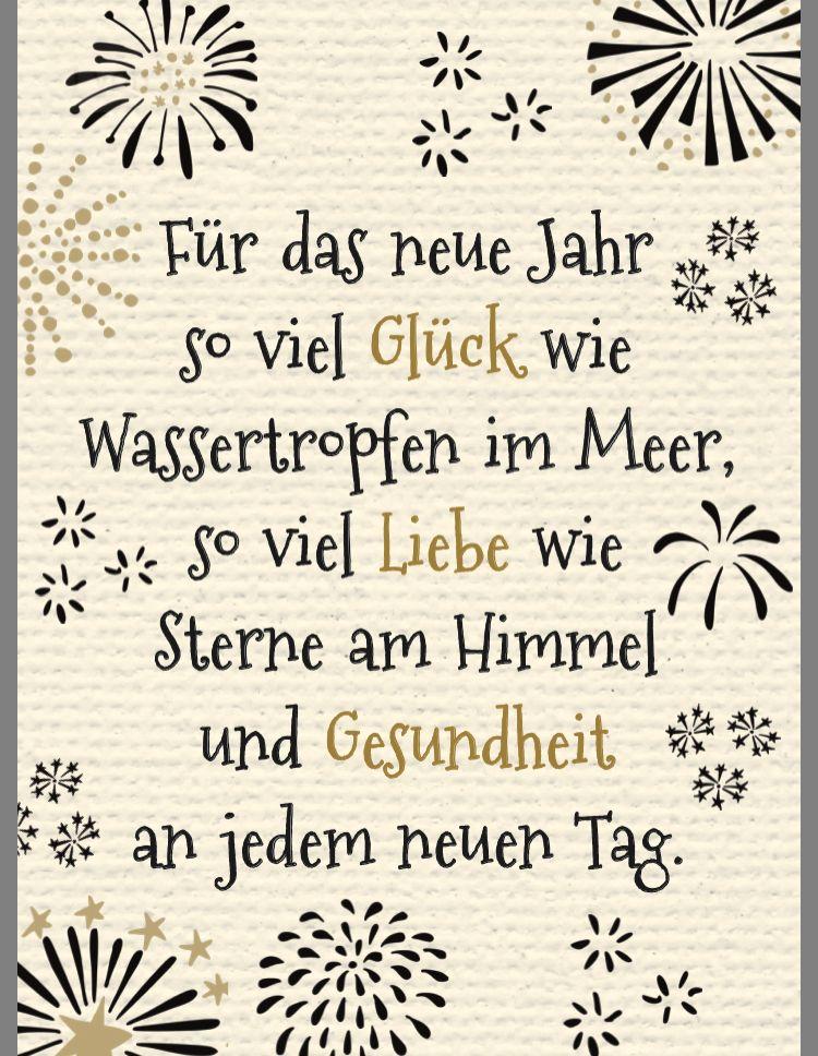 Das Alles Gilt Doppelt Da Es Fur Dich Ja Auch Ein Neues Lebensjahr Ist Spruche Neues Jahr Spruche Neujahrsgrusse