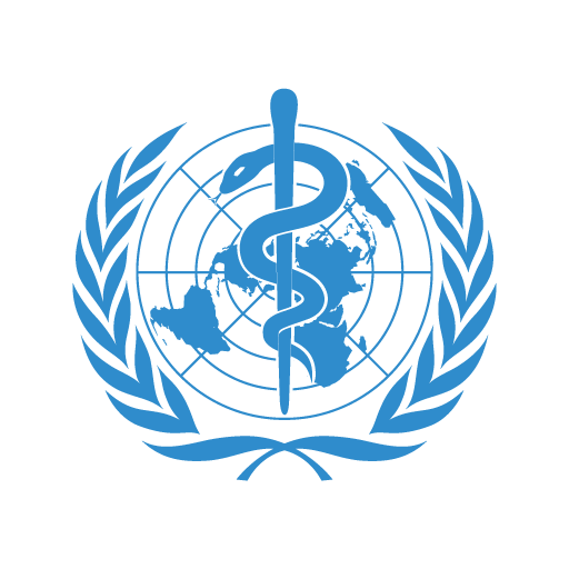 Image result for world health organization logo