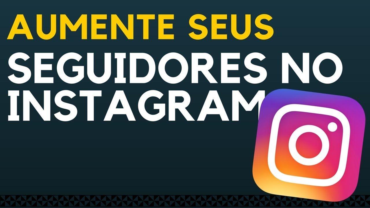 Quer Ganhar Seguidores Reais Dicas Instagram Instagram