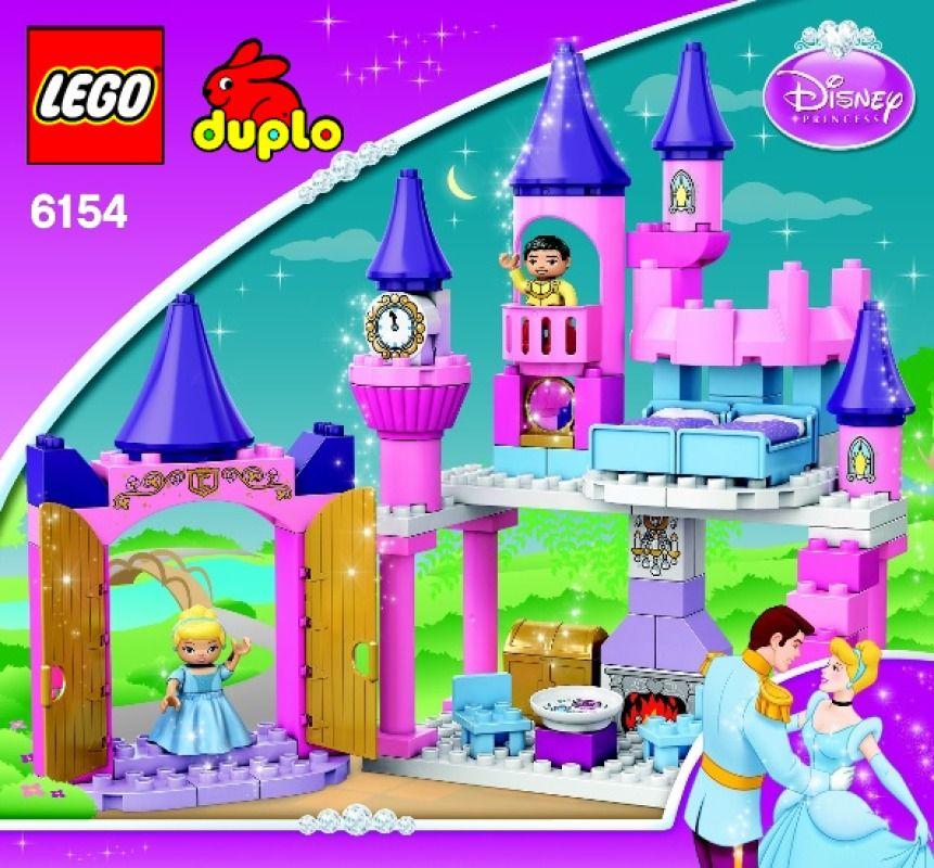 montage lego duplo 6154