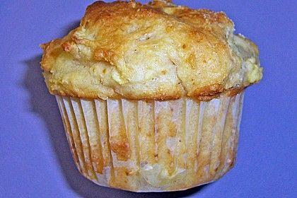 Apfel - Quark - Muffins | Backen | Muffins, Cheesecake ...