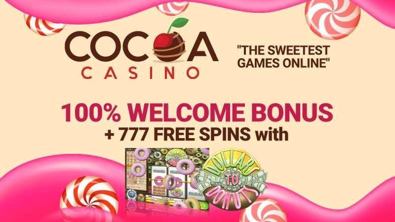 Cocoa casino no deposit bonus code cuban casino style