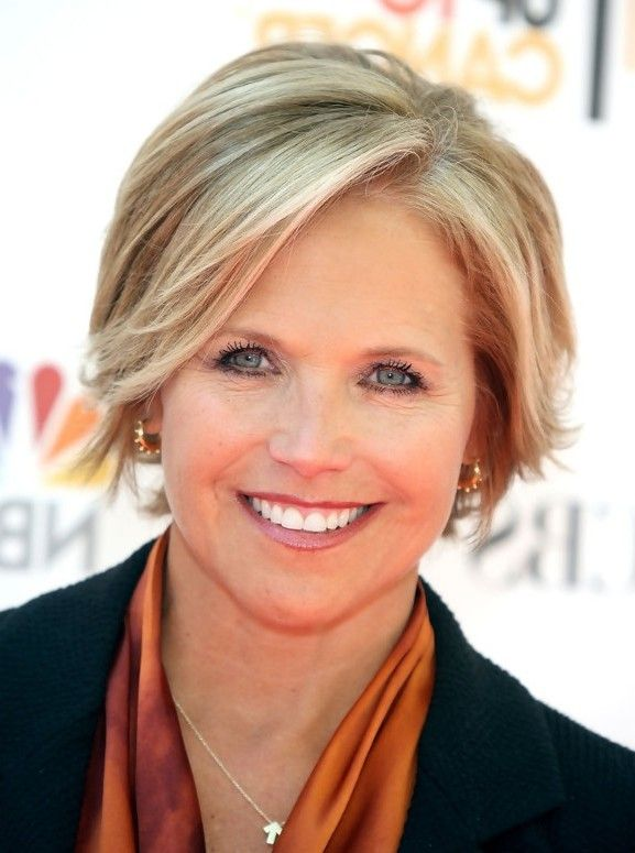 Short hairstyles for thinning hair for older women - Hairstyles ...