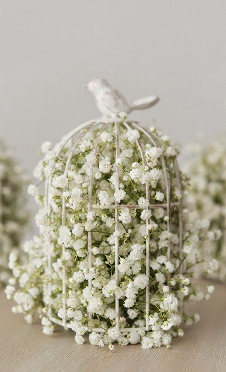Baby\'s breath / Decoration | Home | Pinterest | Decoration, Wedding ...