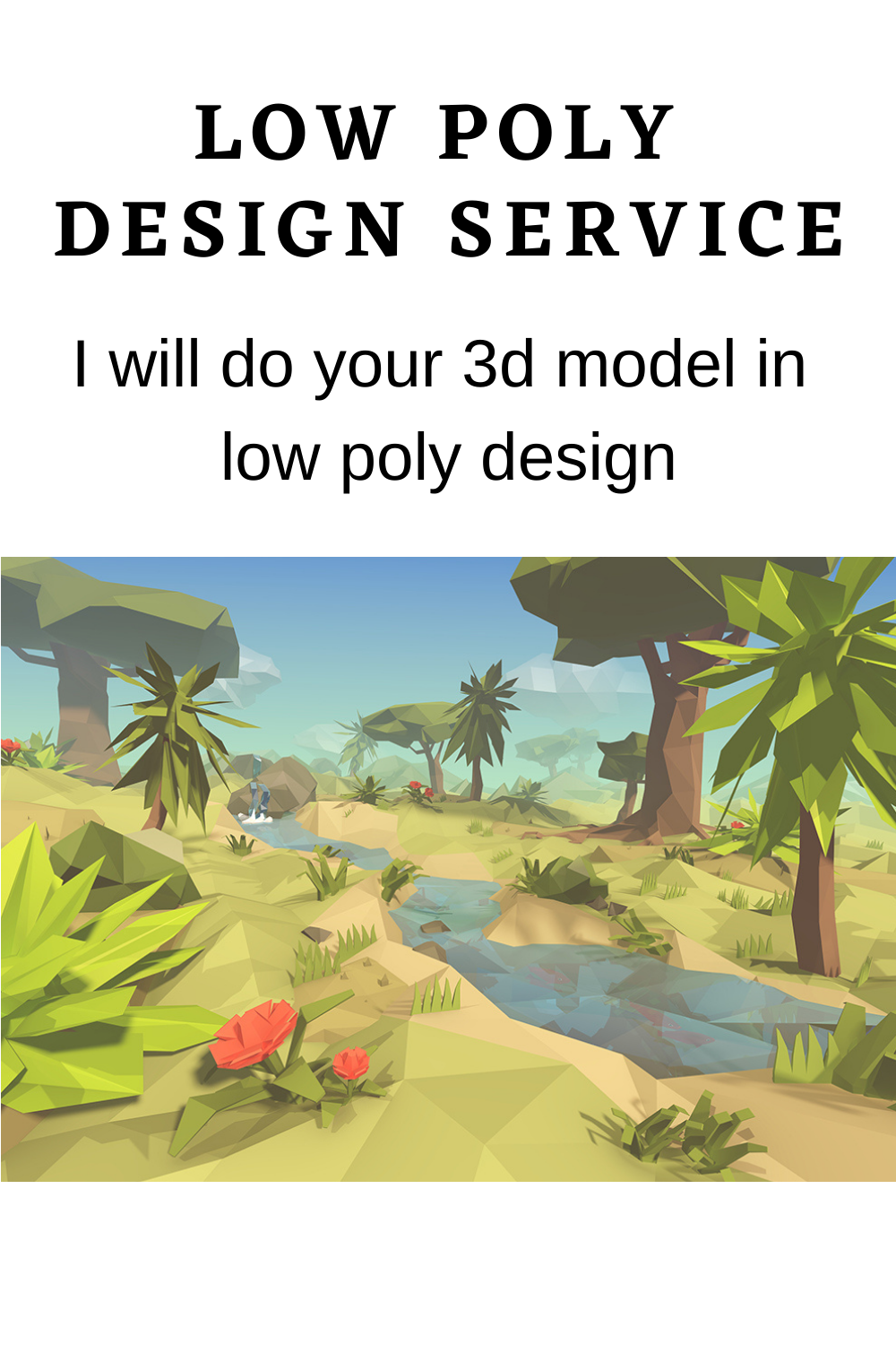I will do your 3d model in low poly design, #3dlowpolycarforgames #3dlowpolycharactercreator #3dlowpolyconverter #3dlowpolycharactertutorial #3dlowpolydog #3dlowpolydxf #3dlowpolycardownload #freedownloadlowpoly3dmodels #lowpolydog3dmodel #lowpolydinosaur3dmodel #lowpolydeer3dmodel #lowpolydragon3dmodel #3dlowpolyenvironment #3dlowpolyeditor #lowpolyearth3dmodelfree #lowpolyelephant3dmodelfree #lowpolyelephant3dmodel #lowpolyelement3d #lowpolyexcavator3dmodel #lowpolyengine3dmodel #3dlowpolyfree