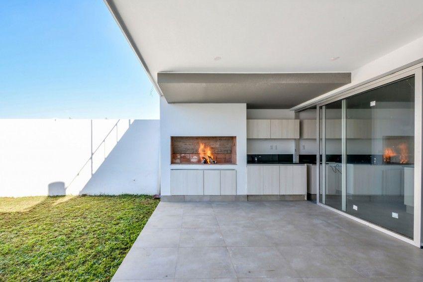 Casas Adosadas By Estudio A 3 Townhouse Outdoor Porcelain Tile Interior Design