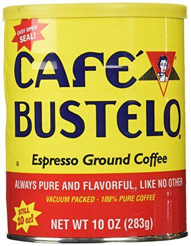 Robot Check Cafe Bustelo Espresso Ground Coffee Bustelo Coffee
