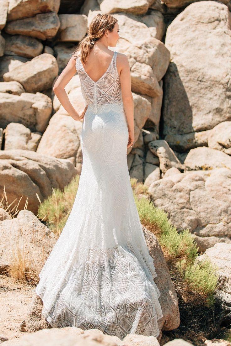 Mila kunis wedding dress  Willowby Keziah Tank wedding dress  Wedding Dress  Pinterest