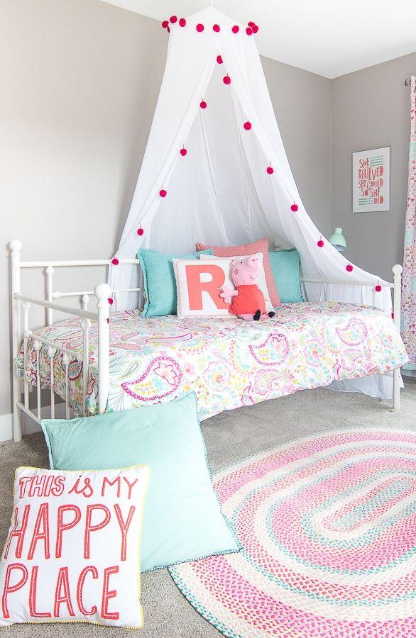 Peppa Pig Toddler Girls Room Toddler bedroom girl