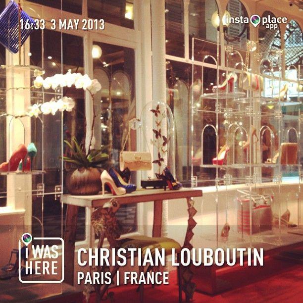 Christian Louboutin à Paris, Île-de-France