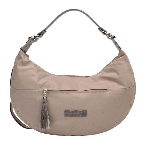 LANCASTER PARIS - Besace Basic Pompon   Fashion   Classic Handbags ... d32d0e36e8f