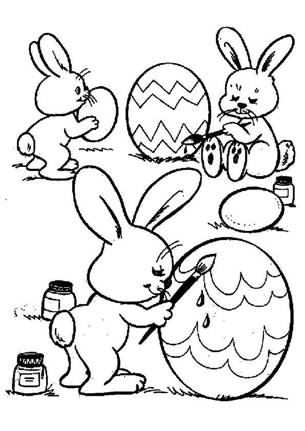 Print Coloring Image Momjunction Easter Egg Rhpinterest: Momjunction Coloring Pages Easter At Baymontmadison.com