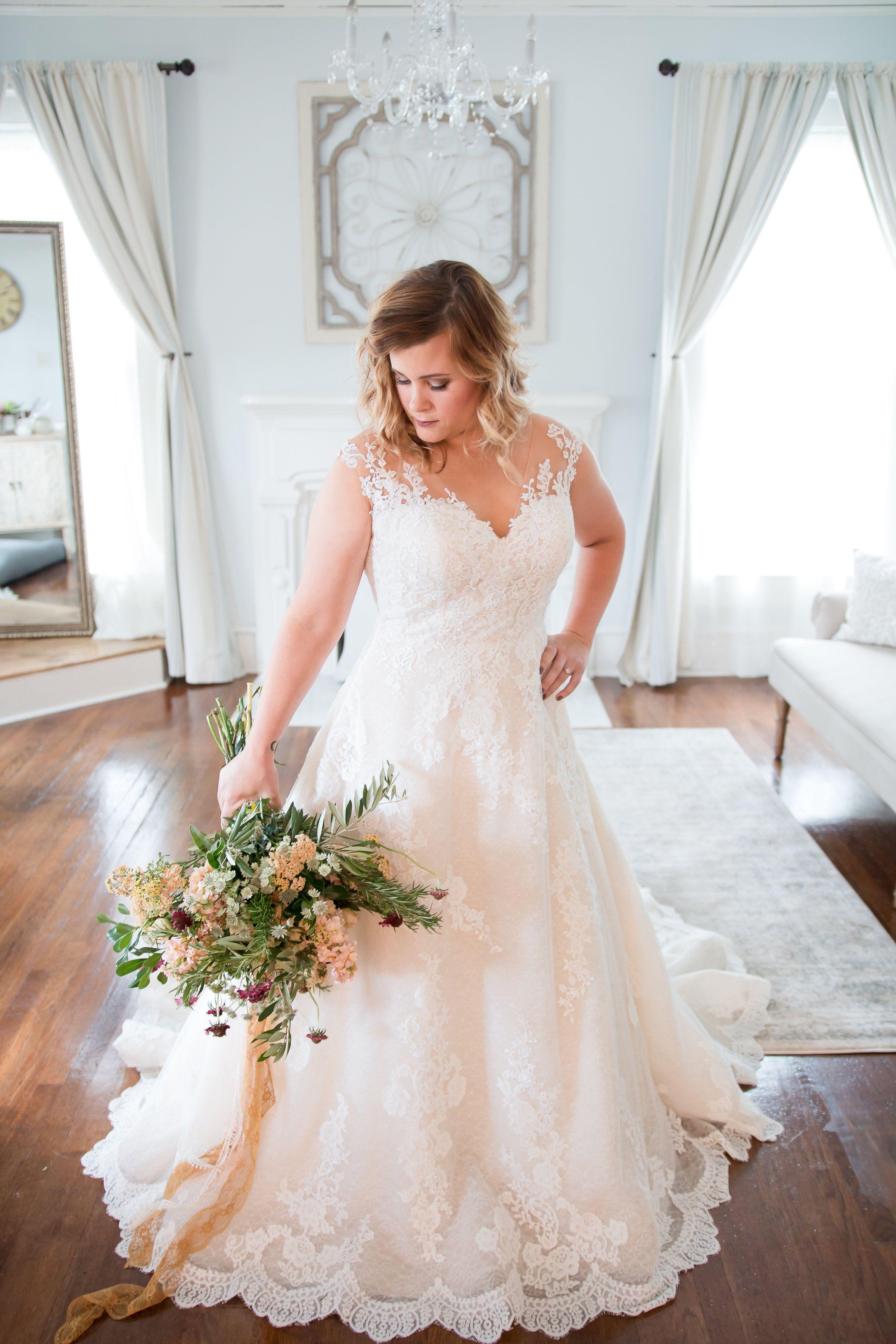 Atlanta street bridal company rose bridal company