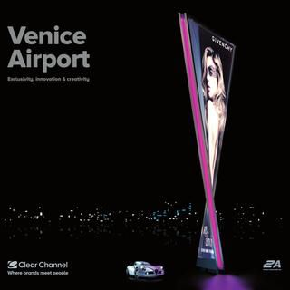 Twist TowerVenice Airport design by Paolo Casti