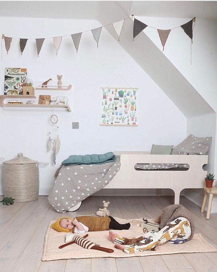 Kids Bedroom Bunting beautiful color mood bunting garland mix beigenumero74