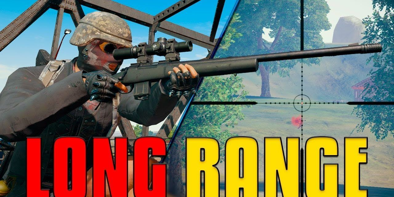 Which is the best long range gun in PUBG Mobile?   Pubg Facts   Guns