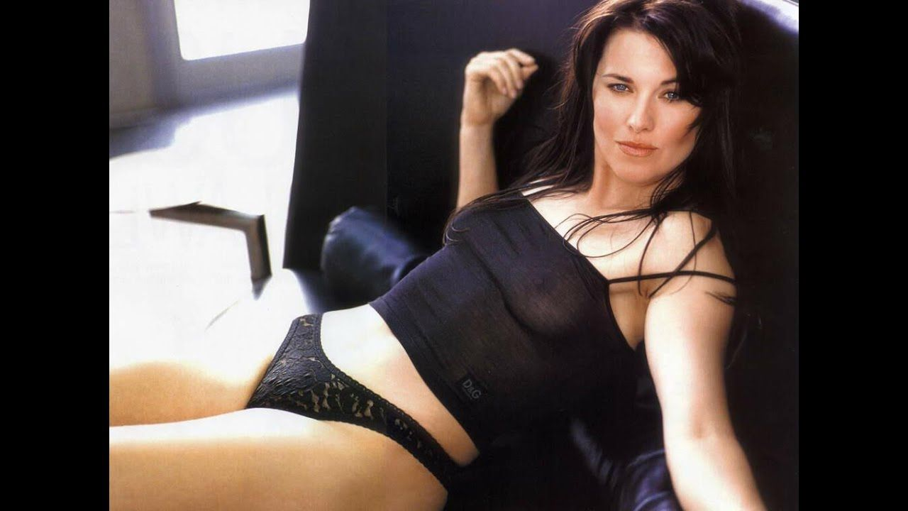 Lucy Lawless Glory From Xena To Spartacus