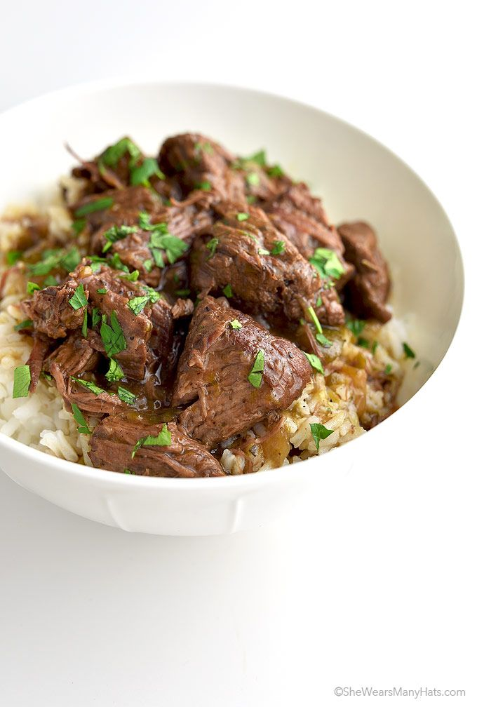 Easy Stew Beef And Rice Recipe Shewearsmanyhats Com Stew Meat Recipes Stew Beef And Rice Easy Stew